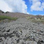 OId lava flow