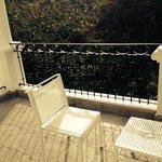 le balcon de ma chambre