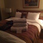 Comfy bed!!