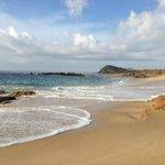 Amazing beaches.