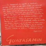 Mensaje de Guayasamín