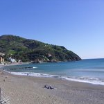 beach in Levanto