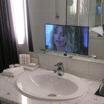 Ванна + ТВ