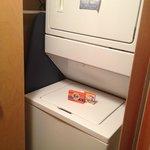 Laundry ensuite