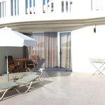 Balcony room 338