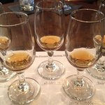 Premium bourbon tasting available