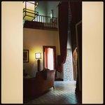 Entryway of the Orange Suite