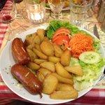 Salsiccia con patate