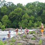 Coosa River, Wetumpka, AL