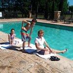 Poolside Fun
