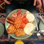 Full 'Scottish' breakfast