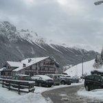 Superbe vue sur les Dolomites (Atemberaubende Aussicht auf die Dolomiten)