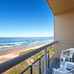 View from all of our guest room balconies.  Come unwind with us!
