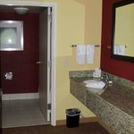 Washroom & Sink