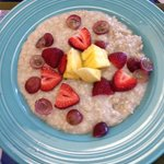 BEST OATMEAL IN LAUDERDALE BY THE SEA