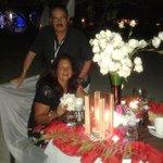 Cena romantica... ad Arena Beach !!!!