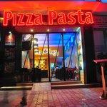 Pizza e pasta照片