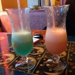Fun fruity drinks!