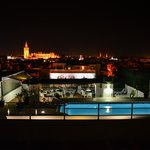 Hotel Becquer - Sevilla - View from Terrace