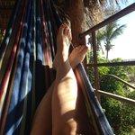 Private hammock