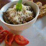 Azul Pasta Pesto