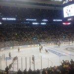 Bruins rock the TD Garden!