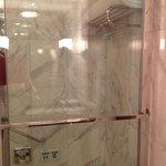 The bathroom that floods