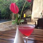 cocktails at the Garden Club