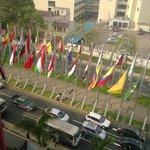 Paseo de las banderas
