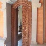 entrance to Rembulan Room