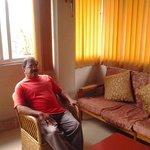 upstairs Lobby-Muralitharan