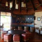 Bar and Lounge Area