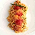 Taglierini with Boston Lobster