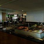 Buffet - fresh food