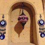 Thoughtful evil eye amulets
