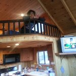our daughter really loved the sleeping loft