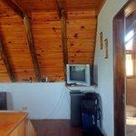 Monoambiente y su TV