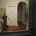 entry door to The Fairholme Grand Suite, room 2