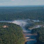 Hotel and Iguazu Falls