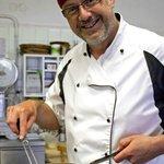 Erich der Chef und Koch aus Leidenschaft