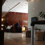 lobby aquamarine hotel