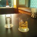 バーラウンジで飲んだウィスキー