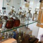 подарочные баночки для парфюма