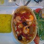 Paella guatémaltèque