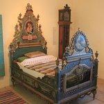 Эту чудо-кровать можно увидеть в музее...