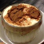 Egg hot chocolate