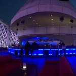 The Skylite rooftop bar