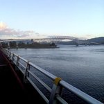 san juanico bridge....san juanico strait, tacloban city, ph