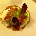 Foie gras à damner un saint !