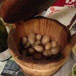 Secchiello di patate